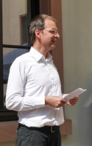 Eberhard Schick, Mitinitiator der SAP-Betriebsratsgründung (Foto: IG Metall Heidelberg)
